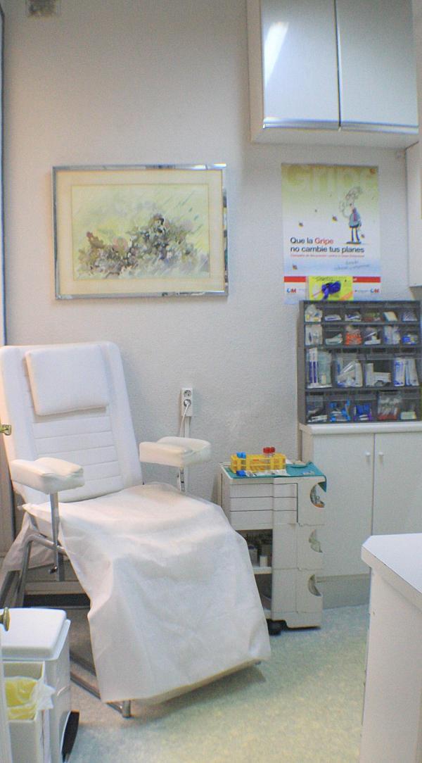 Laboratorios de análisis clínicos en Madrid