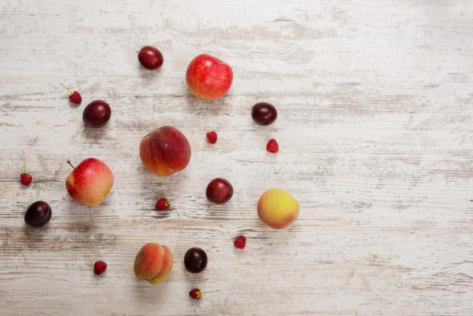frutas rosaceas alergia
